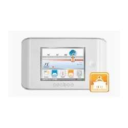 EB-EMS-02 Ecobee EMS Thermostat with touch screen