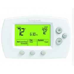 TH6220D1010 - 5-1-1 Programmable Thermostat Honeywell