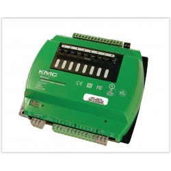 BAC-5901C: BACnet AAC, 8UI+2STEx8UO, clock, MSTP