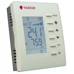 TE256 Thermostat Programmable pour Ventilo-convecteur