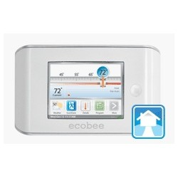 EB-STAT-02 Ecobee Smart Thermostat with Touchscreen