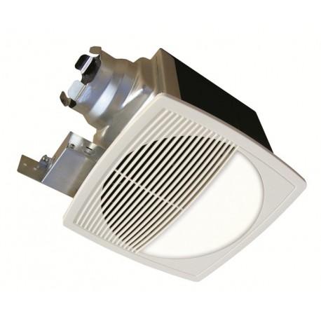 "TBFR120L Lighted Fans, 120/90 cfm, 4""-5"" Duct"
