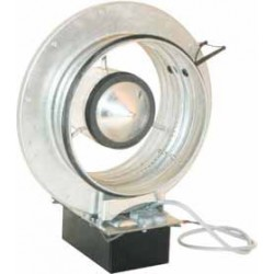 """IRISM-PS-10 Motorized Positive Seal Damper, 10"""" DISCONTINUED"""