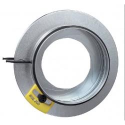 "IRISS-06 Stainless Steel Damper, 6"""