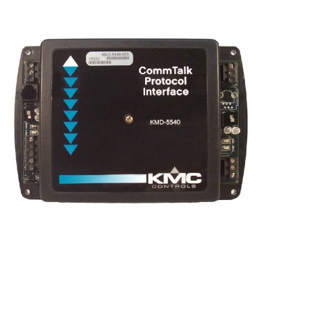 KMD-5540-003 York Gateway-web Interface