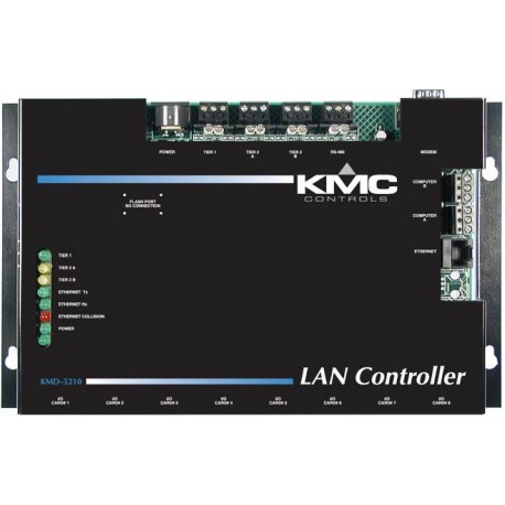 KMD-5210, KMC Controls Controller