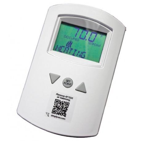 STE-8001W80 Digital Wall Sensor, SimplyVAV